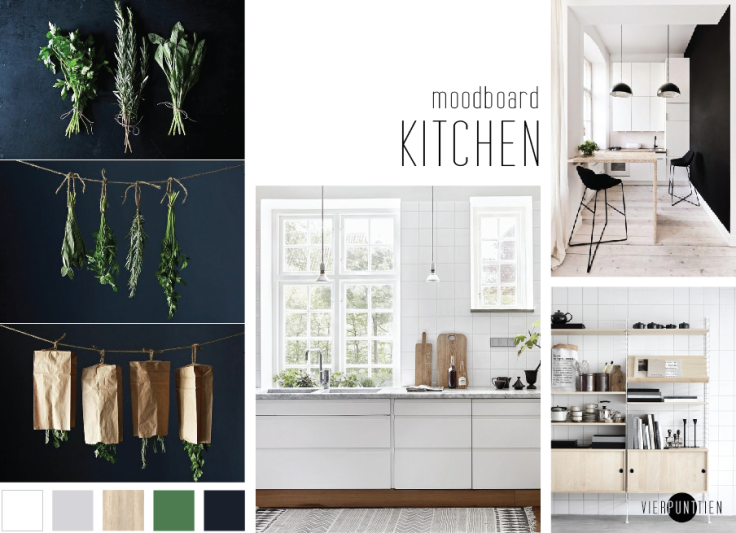 BLOG - moodboard kitchen