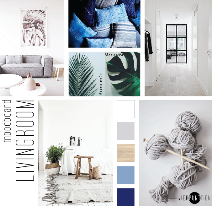 BLOG - moodboard living